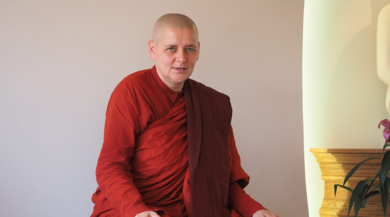 Velikonoční meditační ústraní v aramě Karunā Sevena