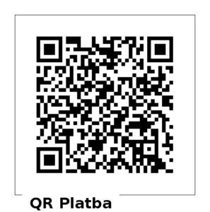 QR platba 200 Kč