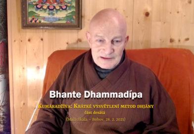 Dhammadípa - Kumáradžíva (10)
